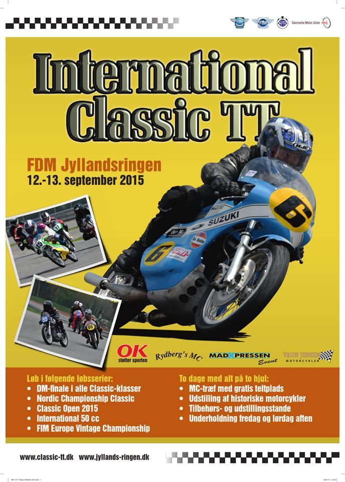 Classic TT 2015